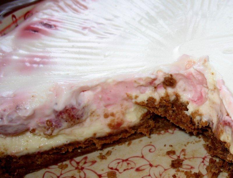 Odlična torta od sira sa jagodama