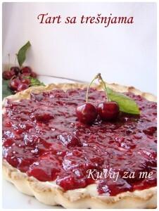 Tart sa trešnjama