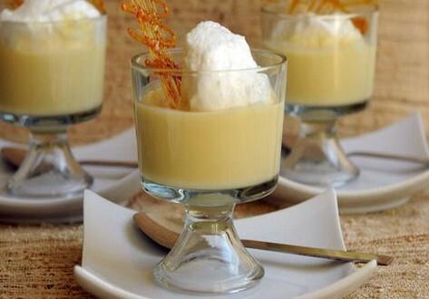 merengue para dulces chilenos