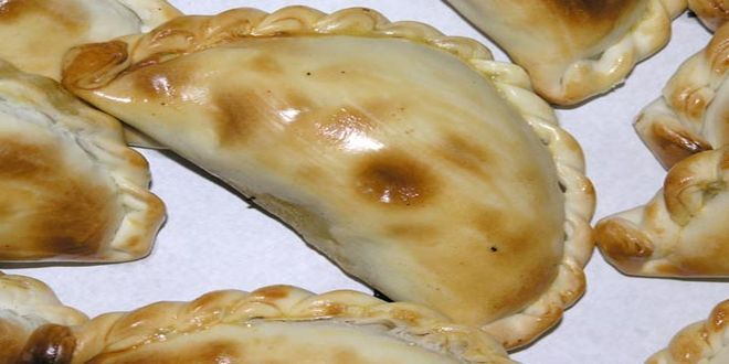Empanadas de Soya al Horno