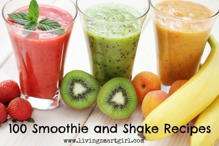 100 Body By Vi Shake Recipes!