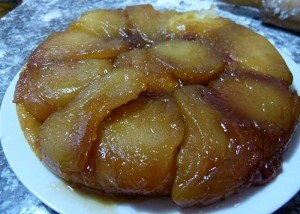 Tarte Tatin: Tarta de Manzanas al revés