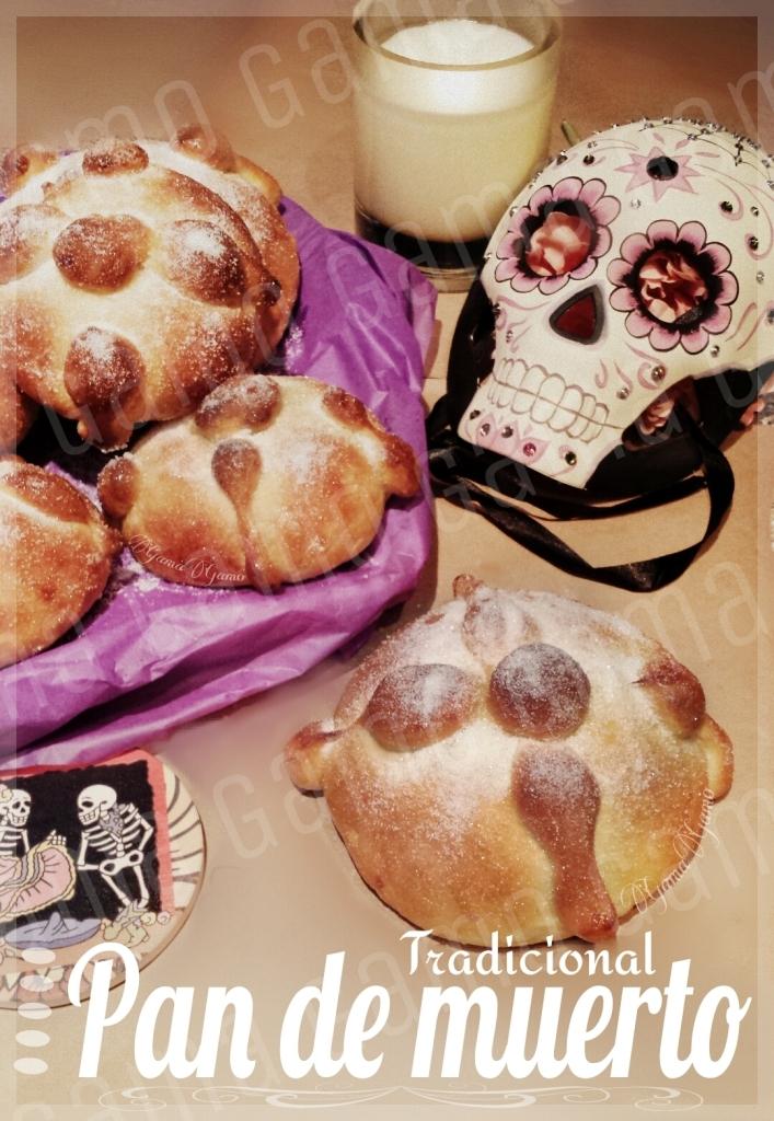 Sus panes de muerto