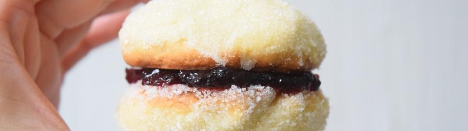Pan dulce: besos