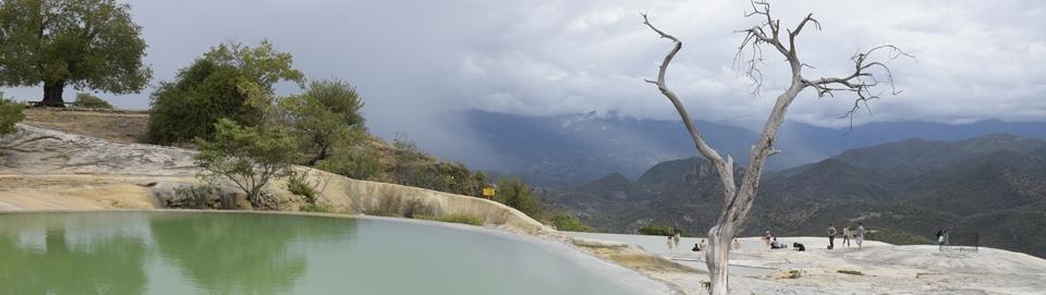 De tour por Oaxaca