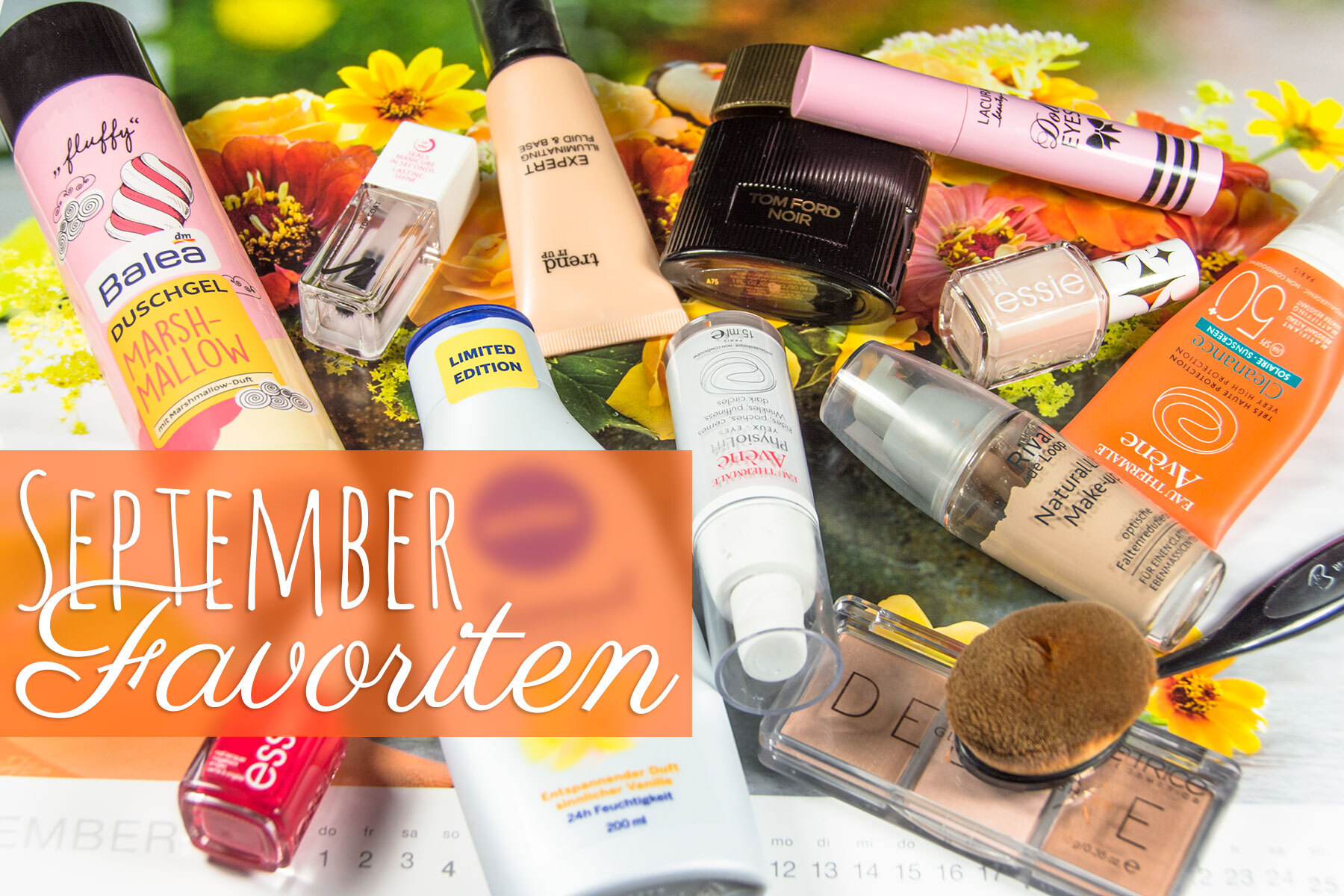 September Favoriten