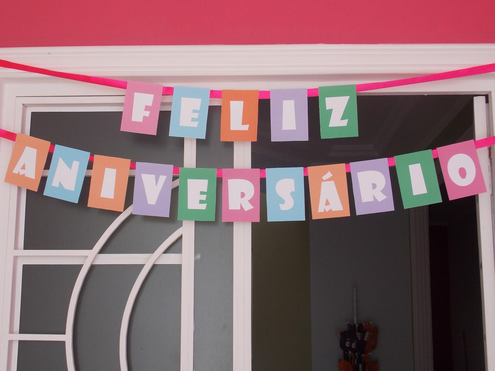9 dicas pra organizar uma festa de aniversário em casa