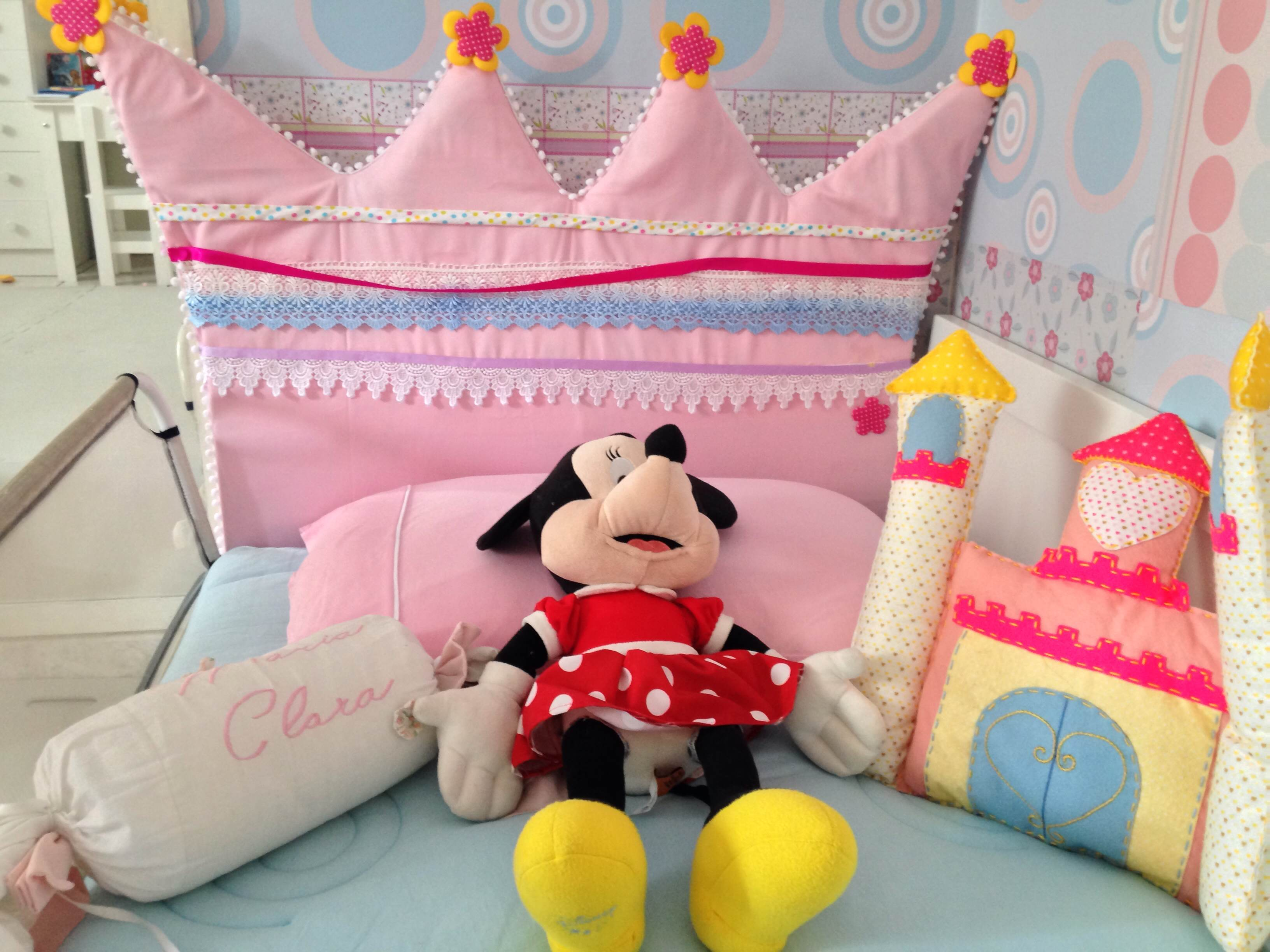 Decoração Infantil: Quarto de Princesa