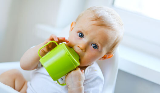 Desmame aconteceu! E agora, como fica o leite na alimentação infantil?