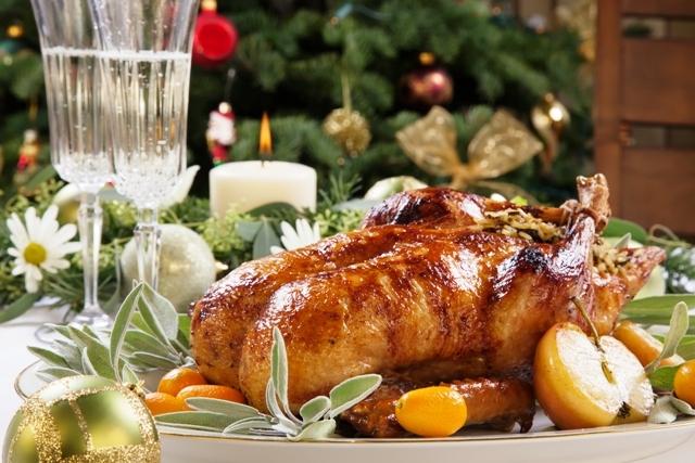 Alimentação das crianças na Ceia de Natal