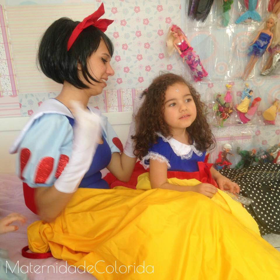 Café da manhã com a princesa