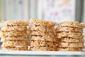 Biscoito de arroz é saudável?