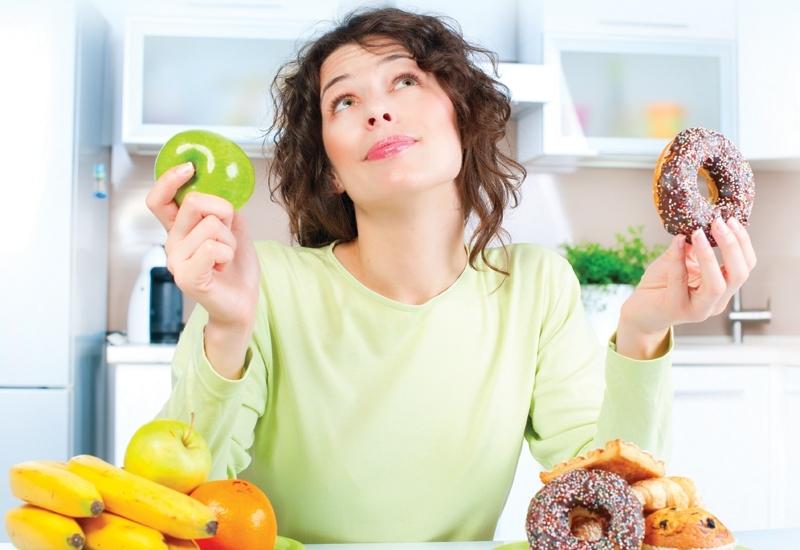 O que fazer quando comida nada saudável está em todo lugar
