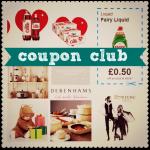 Coupon Club, 18/03/14: Debenhams, Fairy Liquid & free magazines