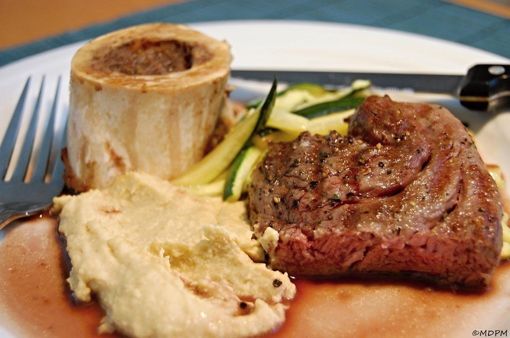 Steak – hovězí, vepřový, kachní