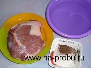 салат с скумбрией горячего копчения