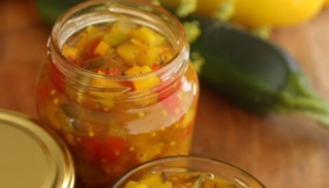 zucchini relish new zealand