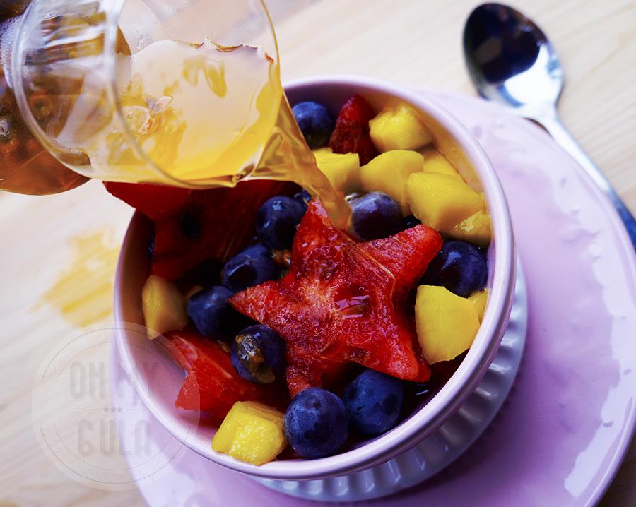Salada de Frutas – Delícia de Verão