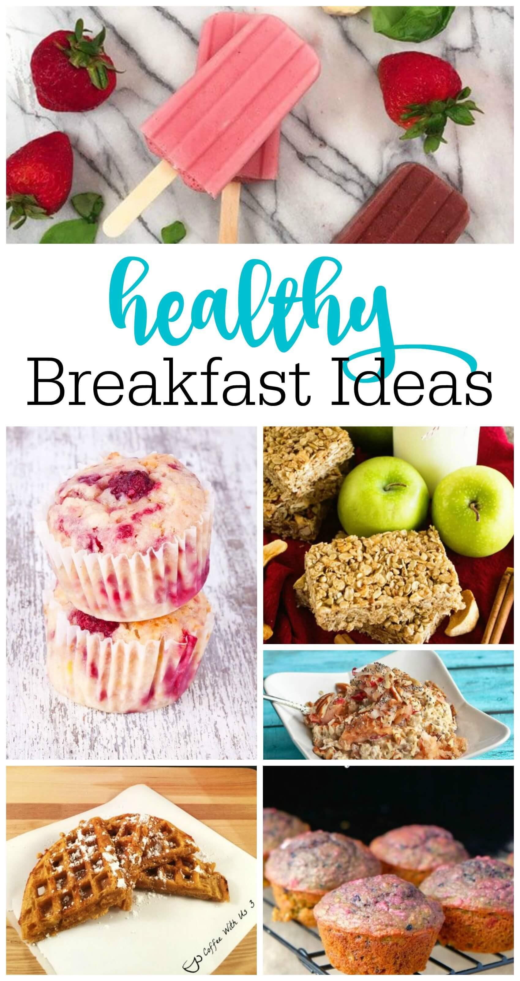 Healthy Breakfast Ideas for Busy Mornings