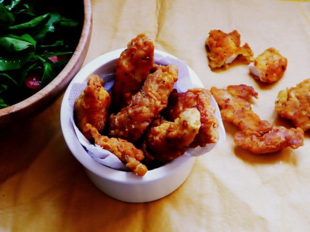 Cómo hacer pollo como el de KFC