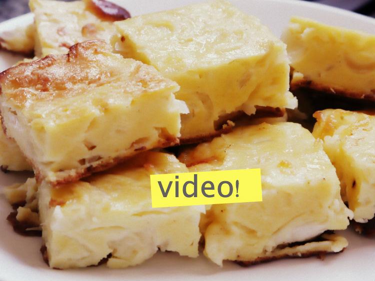 Receta de Sopa Paraguaya: súper sencilla