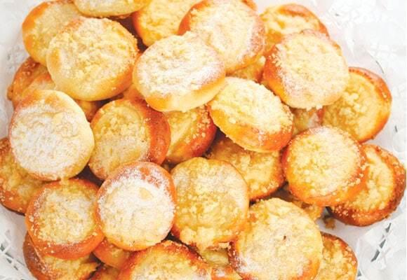 Biscoito de Queijo com Quinua