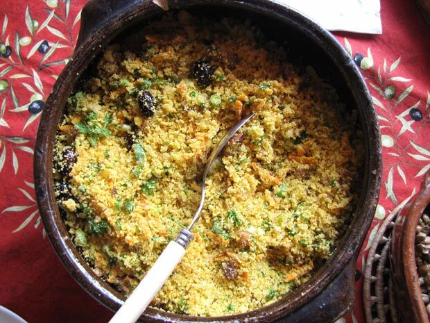 Farofa na Manteiga