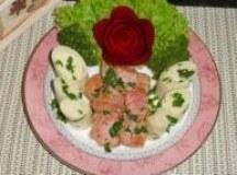 Filé-Mignon Suíno com Palmito Sauté