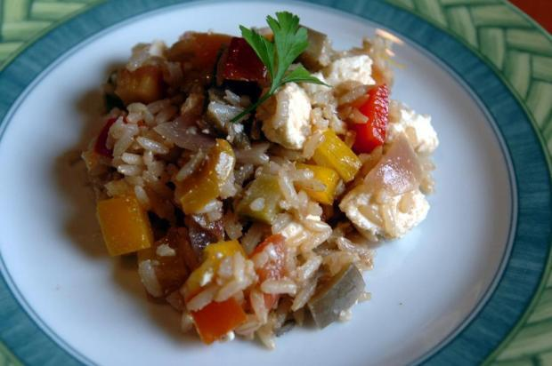 Salada de Arroz Integral 05