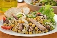 Salada de Grão-de-Bico 13