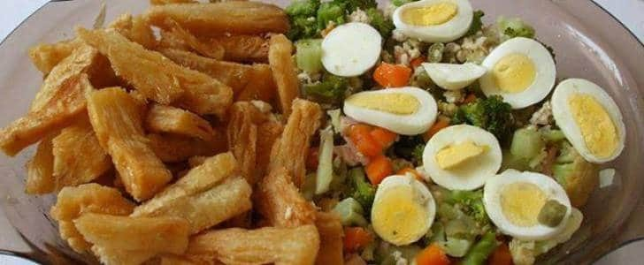 Saladão à Moda Oriental