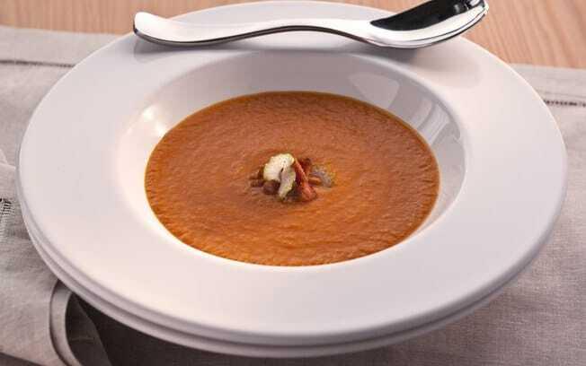 Sopa Creme de Tomate 04