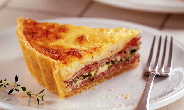 Torta Rápida de Salame 02