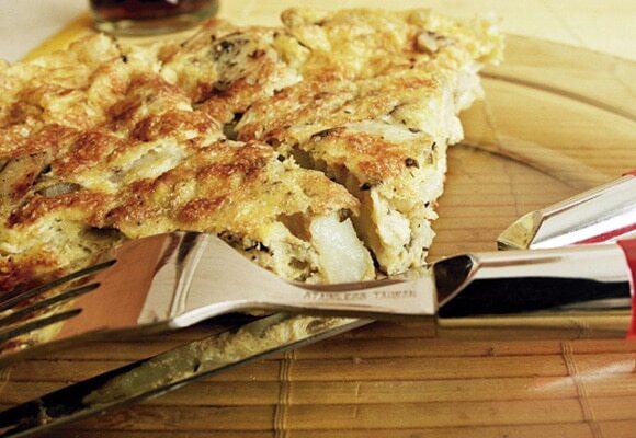 Omelete Termogênica