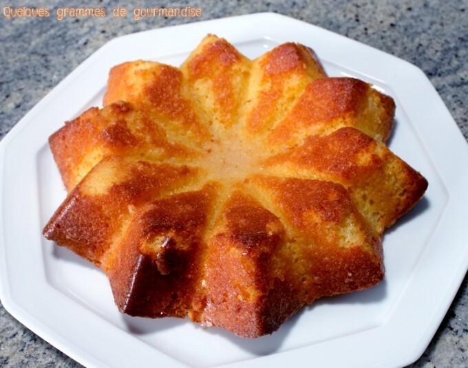 Babka au citron (Gâteau de Pâques polonais)