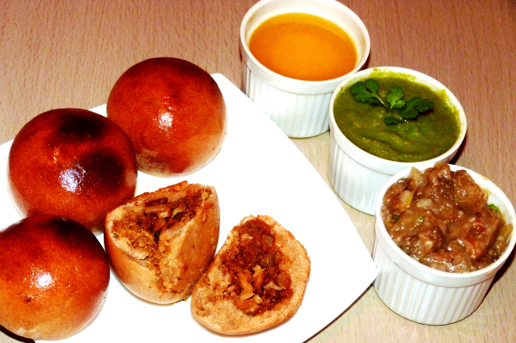 Litti Chokha(Step By Step Recipe With Pics )