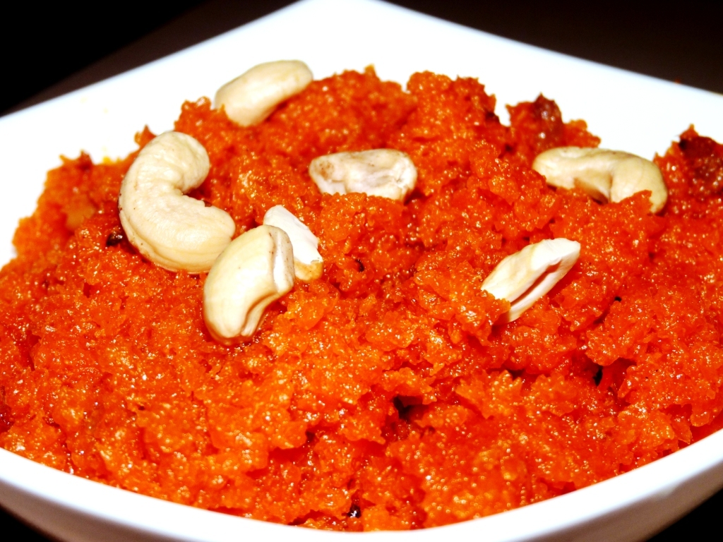 Easy Carrot Fudge Recipe|Indian Gajar Halwa