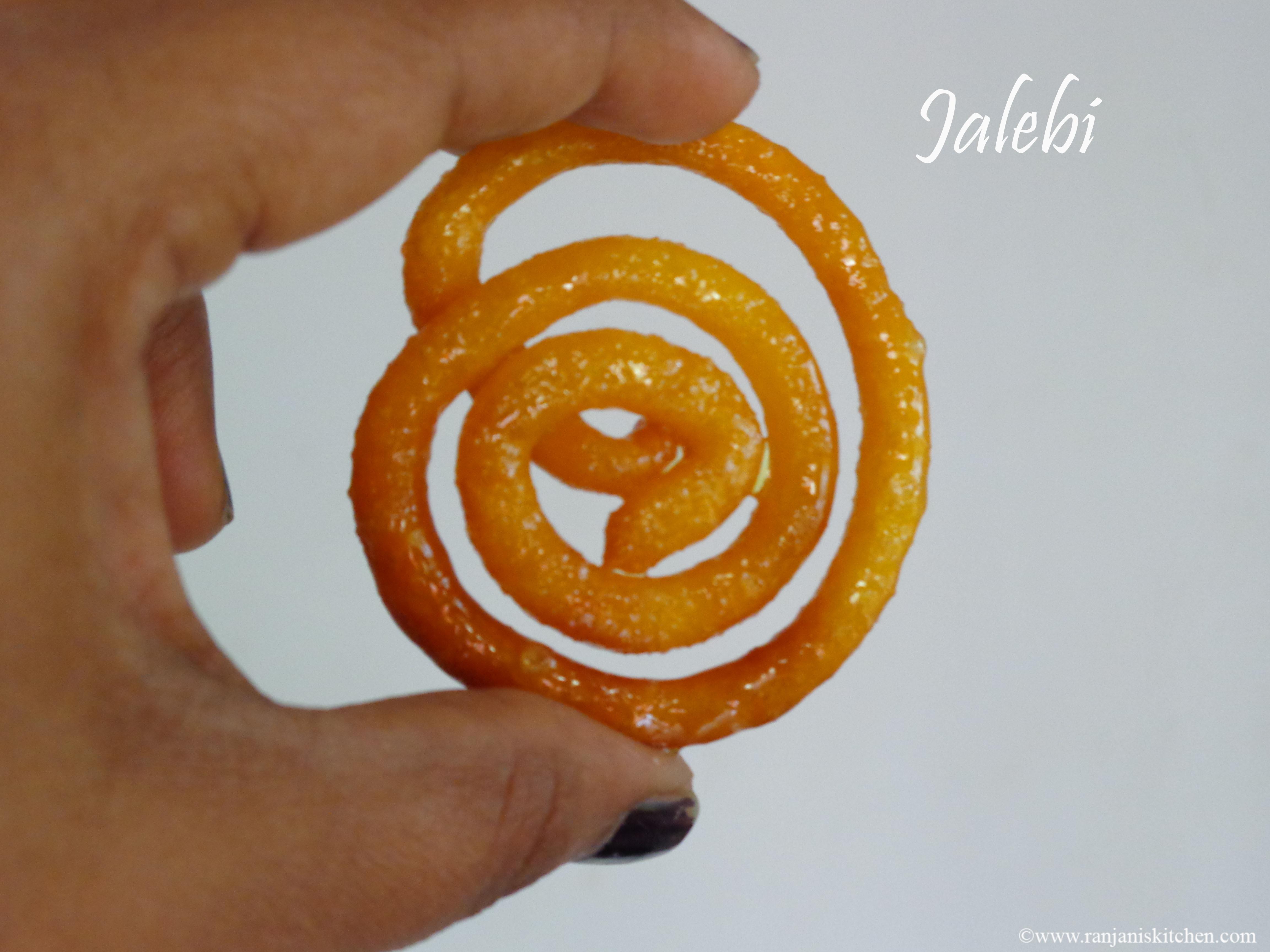 Jalebi Recipe|Festival Sweet Recipe|North Indian Dessert
