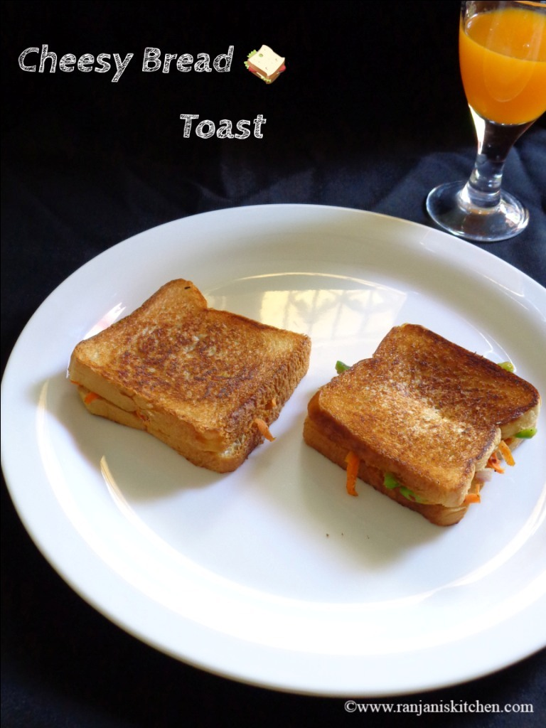 Cheese Bread Toast