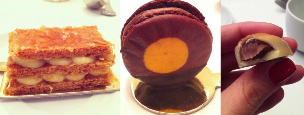 Pâtisserie: Só mil folhas para definir as delícias do chef Ariel Lettieri