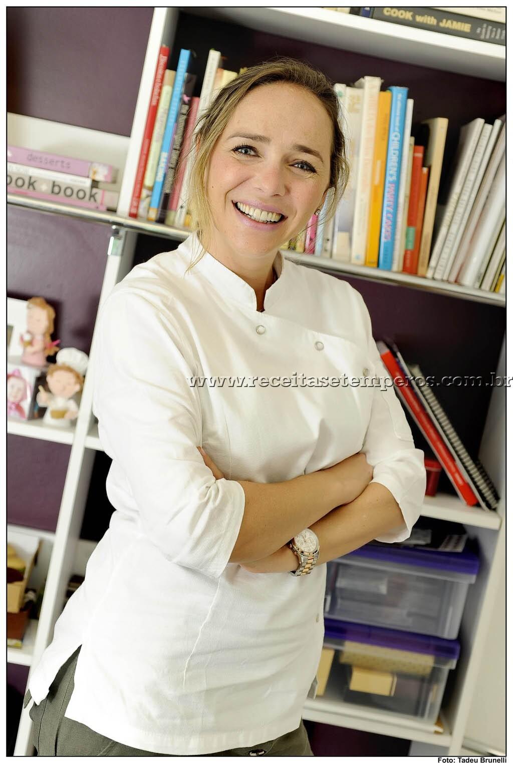 Entrevista com a Chef confeiteira Carole Crema
