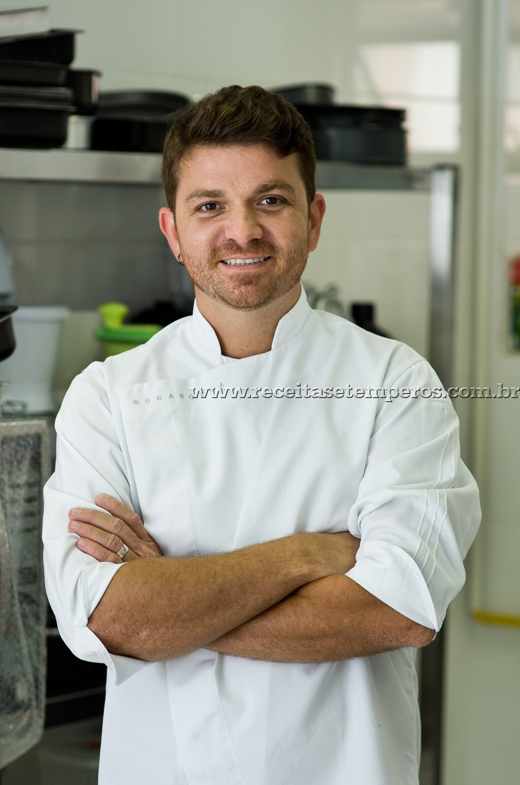 Entrevista com o Chef Guga Rocha