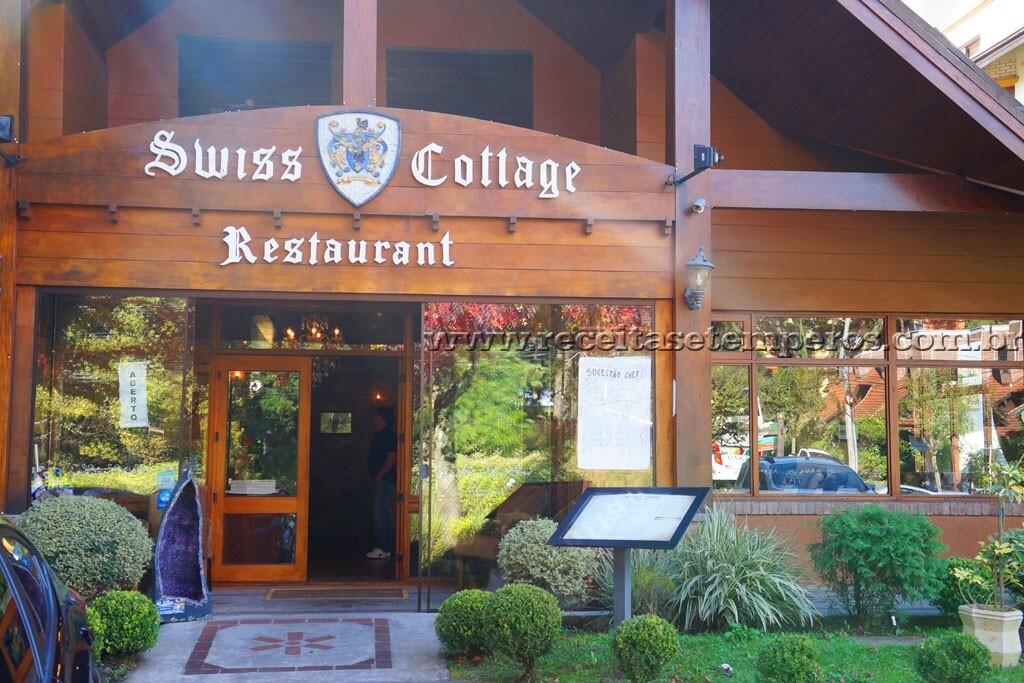 Swiss Cottage – restaurante especializado em fondue em Gramado