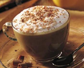 Receita de Cappuccino