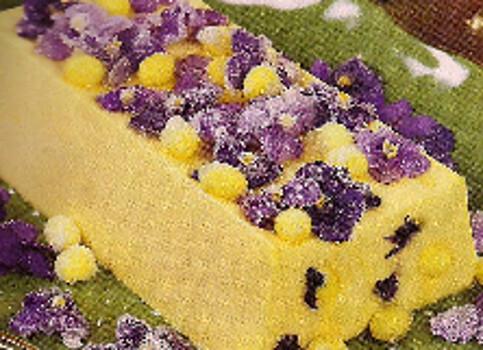 Receita de Semifrio florido