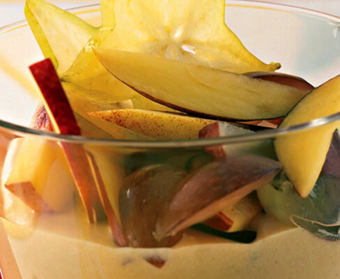 Fruta Vaporizada