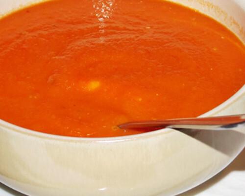 Sopa de Pão com Tomate