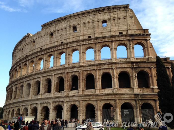 Diário de viagem: Roma, Itália – 1º dia