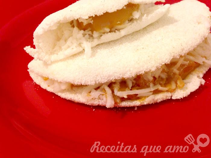Tapioca – Como fazer goma de tapioca