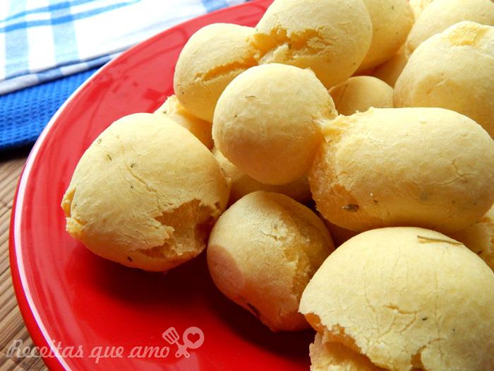 Pão de mandioquinha da Bela Gil